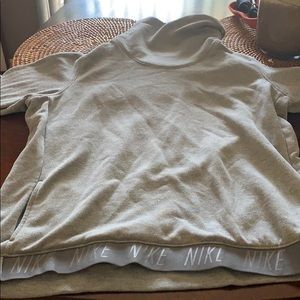 Large Nike sweatshirt